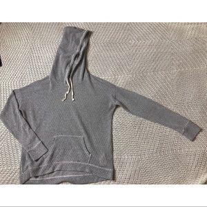 Hollister hooded pullover top women's sz M/L